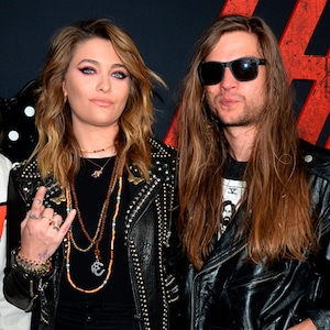 Paris Jackson, Gabriel Glenn, The Dirt Premiere